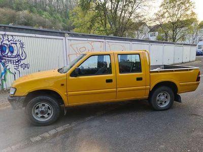 gebraucht Opel Campo Pick Up 4x4 DI