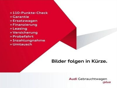 gebraucht Audi A4 Avant 35 TFSI S tronic Sport 3x S line LED Navi