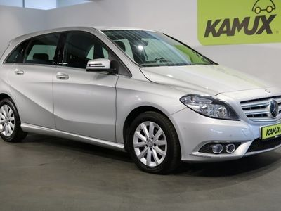 used Mercedes B180 7G-Tronic +Navi +Park-Assist +SHZ +EURO 6