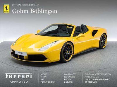 gebraucht Ferrari 488 Spider