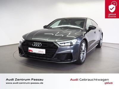 gebraucht Audi A7 Sportback 50 TDI quattro tiptr./S line/LED/NAVI+/