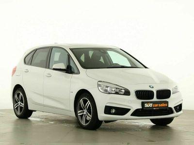 gebraucht BMW 218 2er Active Tourer - i Sport Line