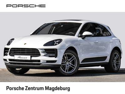 gebraucht Porsche Macan FACELIFT 20Zoll Kamera Pano