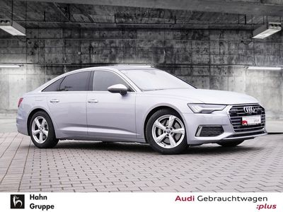 gebraucht Audi A6 Limousine 50TDI qua design EU6d-TEMP B&O HD Matr