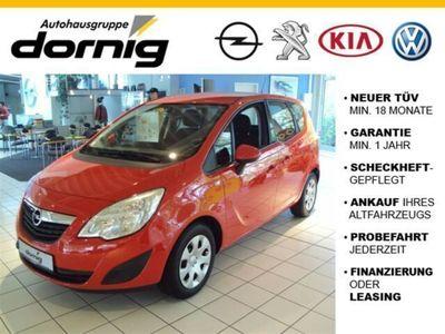 gebraucht Opel Meriva B Selection 1.4 Klima