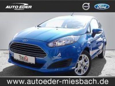 gebraucht Ford Fiesta 1.25 SYNC Edition Bluetooth Klima