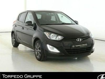 gebraucht Hyundai i20 5-Türer 1.2 Benzin M/T Classic FIFA World Cu