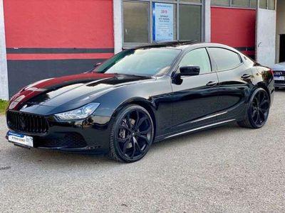gebraucht Maserati Ghibli 3.0 V6 S KeylesGo Schiebedach Navi 22Zoll