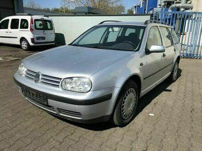 gebraucht VW Golf IV Edition Kombi 1.6 Benzin 2000 Eu4...