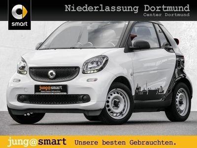 gebraucht Smart ForTwo Cabrio 52kW DCT Tempom zusätzl.
