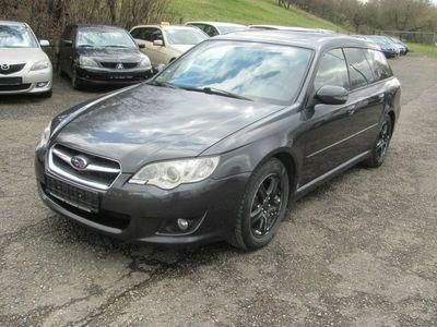 gebraucht Subaru Legacy 2.0R AWD Kombi Vollausstattung