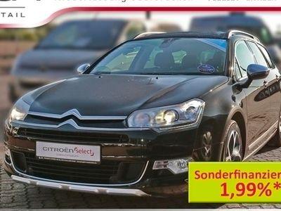 gebraucht Citroën C5 CrossTourer 2,2HDi FAP 204PS Leder   Panodach