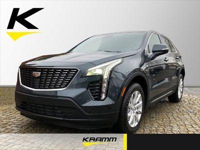 gebraucht Cadillac XT4 350T AWD Luxury LED Navi Keyless e-Sitze Parklenkass. Rückfahrkam. Allrad Fernlichtass.