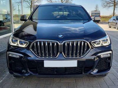 gebraucht BMW X6 M M50d B&w
