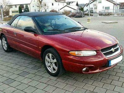 gebraucht Chrysler Stratus Cabrio ( Pure Sommerfahrz... als Cabrio/Roadster in Grafenau