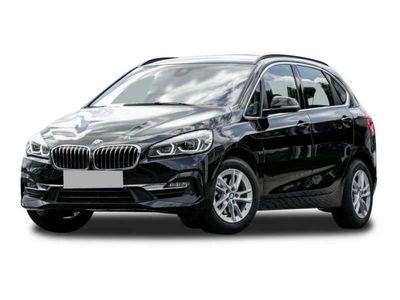 gebraucht BMW 218 i Luxury Line HiFi LED RFK Navi Tempomat Shz -