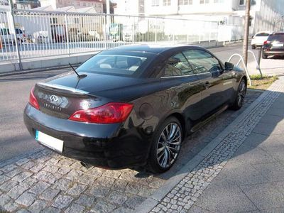 verkauft infiniti g37 cabrio gt premi gebraucht 2012 km in berlin. Black Bedroom Furniture Sets. Home Design Ideas
