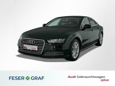 gebraucht Audi A7 Sportback 3.0 TDI qu.S tronic LED,Navi,Leder