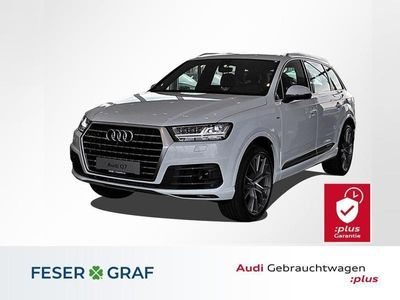 """gebraucht Audi Q7 50TDI 3x S line /Standhzg/Matrix/Pano/AHK/22"""""""