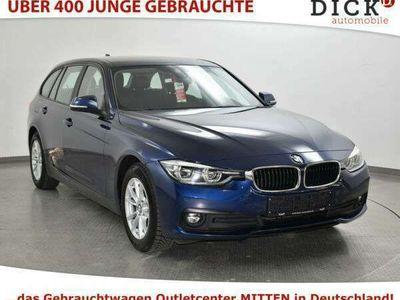 gebraucht BMW 318 d Tour. Sport LED+PROF+SHZ+PDC+AHK+MFL+TEMP