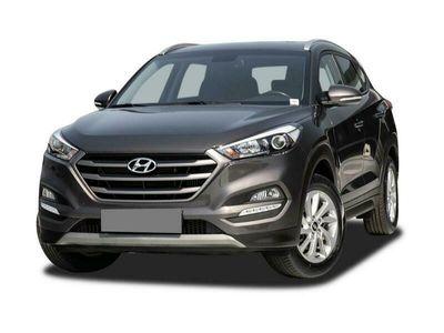 gebraucht Hyundai Tucson TucsonPassion Plus 1.6 Turbo Navi AHK LED SHZ T