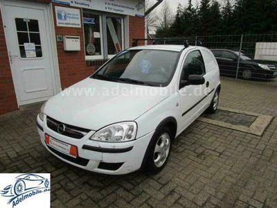 used Opel Corsavan Corsa CLKW-Zulassung 1,2L TÜV03/2021