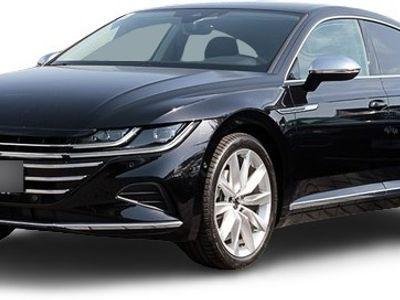 gebraucht VW Arteon Arteon2.0 TDI DSG Elegance Pano LM19 Standh.