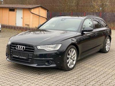 gebraucht Audi A6 3.0 TDI Avant 313 PS Quattro LED XENON