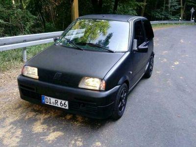 gebraucht Fiat Cinquecento 0,9 Youngtimer