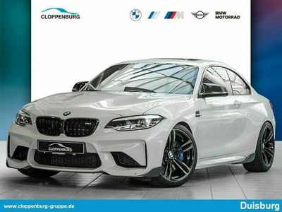 gebraucht BMW M2 Coupé LEDER / NAVI / PANO / RFK HK HiFi DAB -