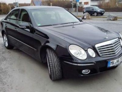 gebraucht Mercedes 220 CDI Automatik Avantgarde E Klasse