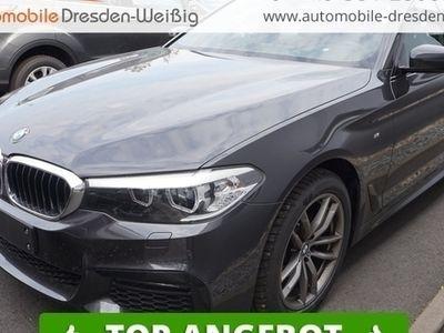 gebraucht BMW 520 i Aut. M-Sport* NaviProf*LED*Leder*18Zoll