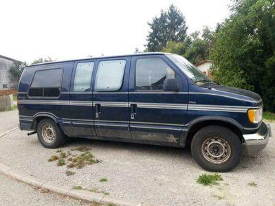 gebraucht Ford Econoline Bj.92 mit 1 1/2 J. TÜV VIEL...