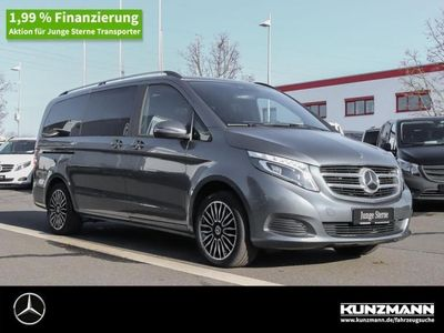 gebraucht Mercedes V250 d Edition lang 4Matic Panorama Distronic