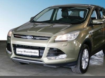 gebraucht Ford Kuga 2.0 TDCi 2x4 Titanium EURO6 AHK, Winter-Paket