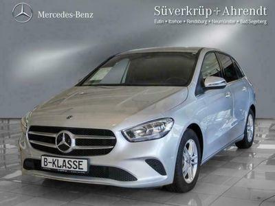 gebraucht Mercedes B180 d ''Das Taxi'' Style Kamera Navi Spur MBUX