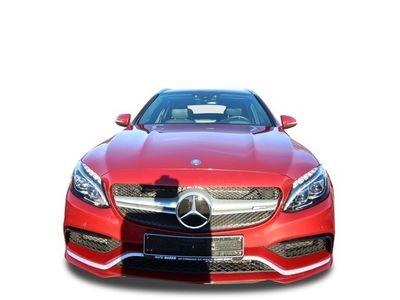 gebraucht Mercedes C63 AMG AMG T-Modell COMAND Fahrassistenz Panorama
