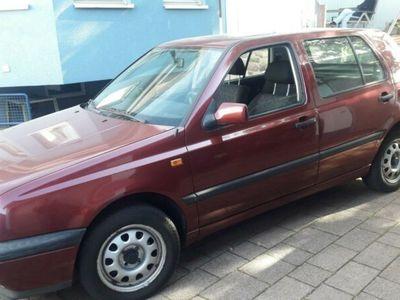gebraucht VW Golf III 1.9 TDI CL