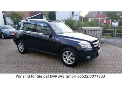 gebraucht Mercedes GLK220 GLK 220 GLK-KlasseCDI 4-Matic BE 2-Hand Top