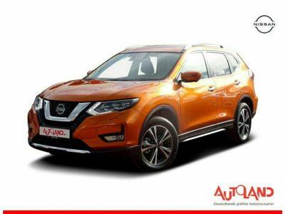 gebraucht Nissan X-Trail 1.3 DIG-T AT 2-Zonen-Klima Navi Sitzheizung
