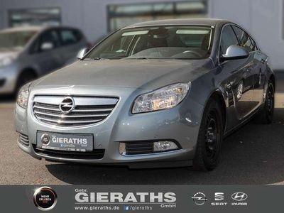 gebraucht Opel Insignia 1.8 Edition 6G Klimaautomatik Navi