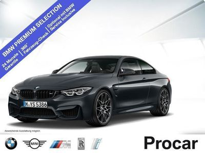 gebraucht BMW M4 Coupe Competition NavPro HuD 20'' RFK Shz