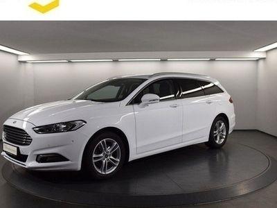 gebraucht Ford Mondeo TURNIER TITANIUM TDCI 150 NAVIGATION