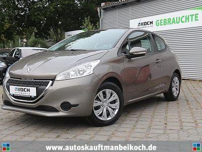 gebraucht Peugeot 208 1.2 12V e-VTi 82 Active (Klima Einparkhilfe)