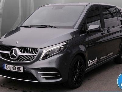 gebraucht Mercedes V250 AMG Edition +AHK+LED+RÜCKF.-KAMERA+NAVI+LM