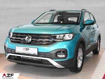 gebraucht VW T-Cross - Life 1.0 l TSI OPF 70 kW (95 PS) 5-Gang