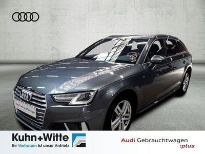 gebraucht Audi A4 Avant 40 TFSI Sport *S-Line Ext.,ACC,Navi,S-T