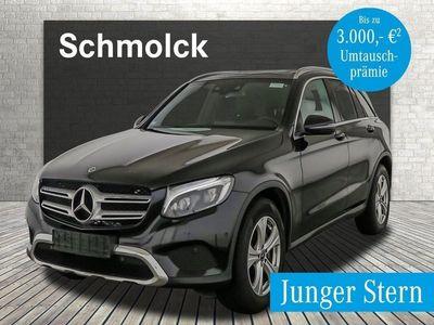 gebraucht Mercedes GLC220 d 4M LED/PANO/AMG/AHK/NAVI/TOTW/EASY/DAB