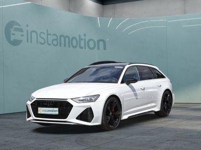gebraucht Audi RS6 RS6Avant KERAMIK 305 KM/H CARBON 22 PANO RS-AGA