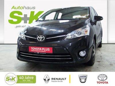 gebraucht Toyota Verso 1.8 5-Sitzer Comfort Panoramadach